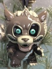 Custom WOLF Five Night's At Freddy's Christmas Holiday Ornament TWISTED ONES