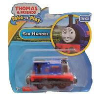 Thomas and Friends Take n Play SIR HANDEL Portable NEW