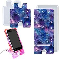 Cell Phone Stand Resin Mold, Silicone Mobile Holder Epoxy Casting Moulds For DIY