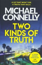Michael Connelly ___ Two Kinds Of Truth ____ Nuevo ____ Envío Gratis Gb