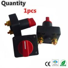 Car Truck Boat Camper Battery Isolator Disconnect Cut Off Power Kill Switch 12V