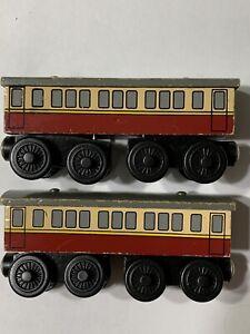 2 - Thomas & Friends Wooden Railway Express Coaches