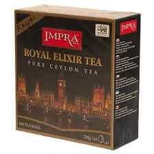 """Black Tea """"Royal Elixir Knight"""", Impra"""