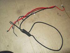 Enviromower ENV369T Battery Lawn Mower Parts - Wiring