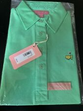 Masters Augusta National Magnolia Lane Collection Ladies S Shirt NEW