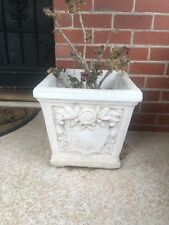 Concrete Flower Pot Large
