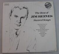 The Best Of Jim Reeves Sacred Songs, vinyl LP