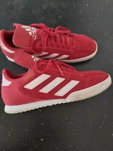 """Mens Adidas Copa Red/White Trainers Size 8 . """"EXCELLENT CONDITION"""""""