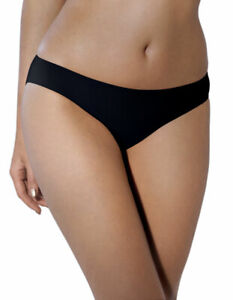 Anita Rosa Faia 1489-001 Twin Black Knickers Panty Brief 32 (10 UK)