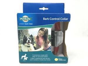 Bark Control Collar PetSafe Automatic Static Barking Training Correction NEW
