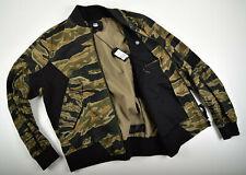 G-STAR RAW, Motac-X Bomber Jacke Gr. XL Tiger Camouflage Herrnjacke