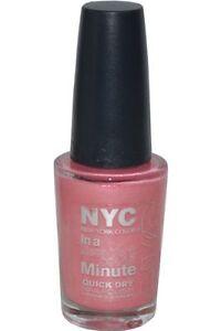 NYC New York Color Nail Polish 234 Wall Street Buy 2 or more Get 15% off