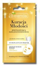 Bielenda revitalizing anti-wrinkle mask GOLD 24K EXTRACT snail slime