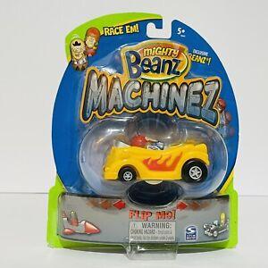Mighty Beanz Machinez Race Vehicle Car 1 Exclusive Beanz& Machinez 2011 SEALED