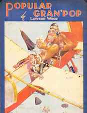 LAWSON WOOD.POPULAR GRAN'POP. EARLY EDITION. NICE ILLUSTRATIONS!