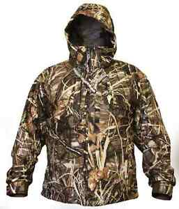 DRAKE WATERFOWL 30502-12 SIZE 12 YOUTH  LST INSULATED COAT MAX4 CAMO