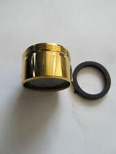 Strahlregler  Luftsprudler Mischdüse AG M28x1  gold