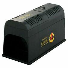 ELECTRONIC MOUSE RAT RODENT KILLER ELECTRIC ZAPPER T CONTROL NO PEST POISON D7K8