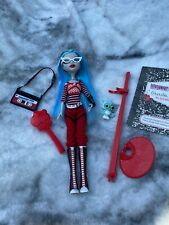 💖Monster high Ghoulia yelps original l wave 1 doll Slightly used condition!💖