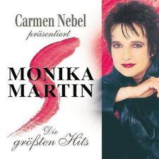 Monika Martin Die größten Hits-Carmen Nebel präsentiert (2005) [CD]