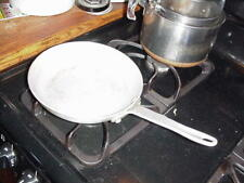 "Dura-Ware New York 908 Heavy Duty Aluminum  Frying Pan Skillet Vintage 8"" dia."