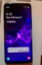 New listing Samsung Galaxy New! S9 G960U 64Gb Unlocked Gsm 4Glte, 12Mp Camera, Midnight Blk