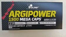 Olimp ARGIPOWER 1500 Mega Caps 120 Kapseln Stück 200,4g Arginin