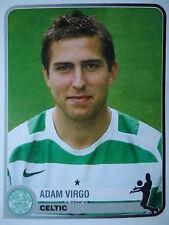 Panini 116 Adam Virgo Celtic FC Champions of Europe 1955 - 2005
