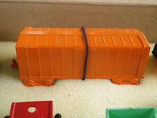 MIDGETOY VINTAGE COLLECTOR WAGON VOYAGEUR orange quasi neuf issue du coffret n°2