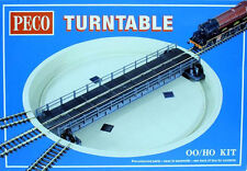 PECO OO/HO TURNTABLE PELK55