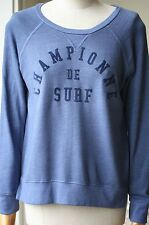 SUNDRY CHAMPIONNE DE SURF Pullover Sweater UK 8