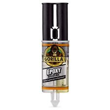 GORILLA EPOXY 25ML 🦍 Crystal-Clear Gap-Filling Two-part Adhesive 🦍 Strong Bond