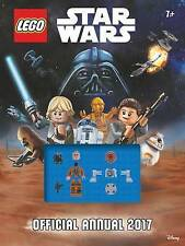 The Official LEGO Star Wars Annual 2017 with Minifigures