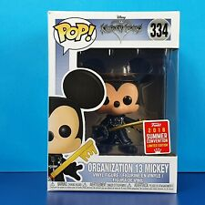 Organization 13 Mickey Mouse Unhooded Pop Vinyl SDCC Summer Convention 2018