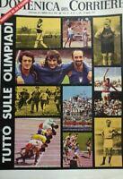 DOMENICA DEL CORRIERE N.35 1972