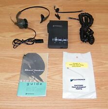 UNTESTED Plantronics Vista (M12) Battery Operated Amplifier for Headset to Phone