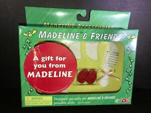 C) NEW VINTAGE EDEN MADELINE & FRIENDS ACCESSORIES SHOES SOCKS BRUSH CLOTHING