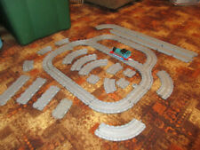 Large Lot! Old & New Style! Thomas Train & Silver Gray Take Along Train Track