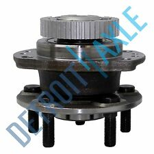 "New REAR 14"" Wheel Hub and Bearing Assembly for Grand Caravan Voyager w/ ABS"