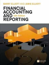 Financial Accounting and Reporting MyAccountingLab Pack, Elliott, Mr Barry & Ell