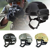 New 1PC Tactical Airsoft Paintball Military Field SWAT CS Protective Helmet Gift