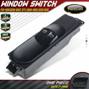 Master Power Window Switch for Mercedes Benz Vito Viano W639 Series 2003-2016