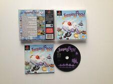 Jumpingflash! / Jumping Flash  (PAL, CIB) - Sony PlayStation 1 / PS1 / PSX