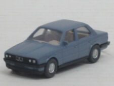 BMW 320i Limousine in graublau, o. OVP, Wiking, 1:87
