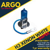 H3 100W 8500K Hid Xenon Super Blanco Efecto 453 Cabeza Luz Niebla Bombillas 12v