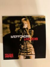 mylene farmer-M'effondre live not for sale russia(lot,coffret,promo,rare)dernier