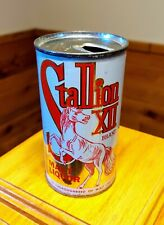 New listing Stallion Xii Juice Pull Tab Beer Can - Tough Can!