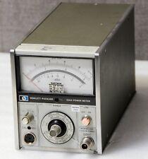 HP Agilent Keysight 435A Power Meter