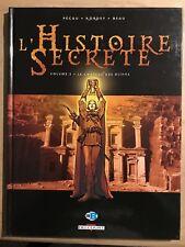 L'HISTOIRE SECRETE - T2 : Le château des djinns (R)