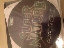 "Baron vs. Fresh-Supernature/Farenheit 12"" Drum and Bass Vinyl Picture Disc Kaos"